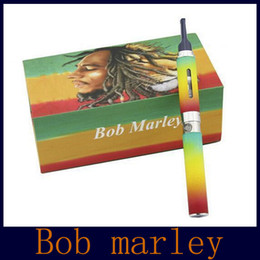Wholesale Dry Herb Vaporizers Electronic Cigarette - Bob marley dry herb vaporizer Starter Electronic Cigarette Kit Herbal Vaporizers Pen Vape VS Snoop Dog Pen Pro Kits DHL free