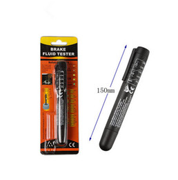 Wholesale Post Lead - Brake Fluid Tester for 4S shop car owner LED Car Vehicle Auto Automotive Testing Tool for DOT3 DOT4 DOT5 POST