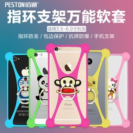 Wholesale Despicable Note - Universal Cute Cartoon 3D Despicable Me Soft Silicone case back cover skin for iphone 4 4s 5s 6 6s plus Samsung s7 s6 Note 5 7