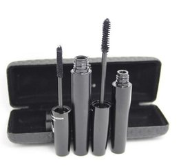 Wholesale Best Lengthening Mascara - 144set =288pc Mascara 3D mascara Youni que lash 300X best 3D FIBER LASHES 5103 & 5223 version Waterproof Double With Barcode and instruction