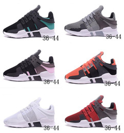 Wholesale Elastic For Beading - Men'S Eqt Support 97 ADV Running Shoes Fashion Running Sneakers for Men and Women Turbo Red Black White Red
