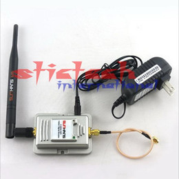 Wholesale Booster 2w - 20 pieces LAN Signal Booster Amplifier Repeater 2.4G 2W 802.11b g n 150Mbps WiFi Wireless
