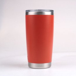 Wholesale Coloured Mugs Wholesale - Wholesale ! 20oz stainless steel mugs for yeti style cups 8 colours top quality with best price fast shipping