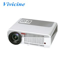 Wholesale Led Projectors For Home Theater - Free 100 inch screen,Full HD WIFI LED LCD Home Theater Projector 3000 lumens High Brightness For Daytime Use,With Perfect Display Effect!