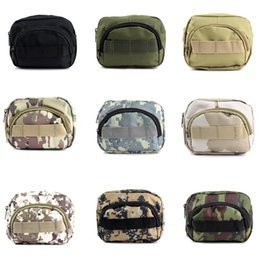 Wholesale Tactical Backpacks For Men - Tactical Molle Pouch Gadget Utility Pouch Belt Loop Waist Tool Bag For Backpack