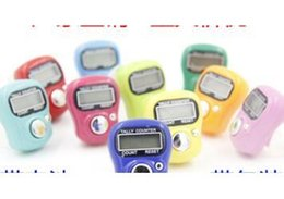 Wholesale Digital Finger Tally Counters - New Arrive Muslim Finger Ring Tally Counter Digital Tasbeeh Tasbih
