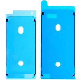 adesivo iphone 6s plus Sconti 100 pz Nuovo Impermeabile 3 M Nastro Adesivo Nastro Adesivo Pre-Cut Colla per iPhone 6S 6S Plus 7 7 Plus 4.7