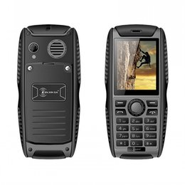 "Wholesale Phone Recorder Android - DHL Kenxinda W3 2.2"" 2G IP68 Waterproof Shockproof Cellphone 32MB+32MB 2000mAh with Bluetooth FM MP3 4 Video Recorder Mobile Phone"
