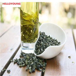 Wholesale fresh teas - C-LC016 New Fresh Snail Spring Bi Luo Chun 500g BiLuoChun Green Tea Spring New Green Food Tea Health Care Products