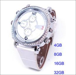 H dvr watch онлайн-Х300 Lady Симпатичные часы камера DVR 8 ГБ/16 ГБ/32 ГБ водонепроницаемые часы видеорегистратор видео H. 264 1280*рекордер 720p
