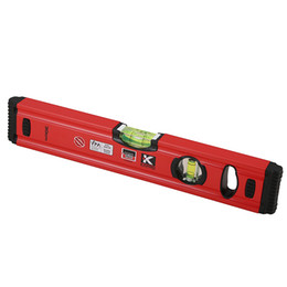 Wholesale Bubble Level Tool - Wholesale-300mm Bubble Level 0.0005 in 0.5mm Hard Aluminum Alloy Spirit Level Shockproof For Decoration Measuring Tools