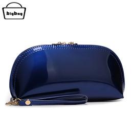 Wholesale Patent Leather Handbags Wholesale - Wholesale-2016 New Popular Luxury Women Bag Clutch Bag Evening Bolsas Red Patent Leather Handbags