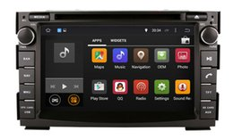 Wholesale Sd Audio Player For Car - Android 5.1 Car DVD Player GPS Navigation for Kia Ceed 2010 2011 2012 with Radio BT USB SD AUX Audio Video Stereo
