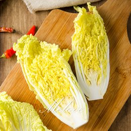 mini semi di verdure Sconti Chinse Cabbage Yellow Mini Verdura 500 Semi Easy-growing Non-Gmo Winter Hardy Verdure Delicious