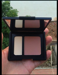 Wholesale ups trade - Foreign trade new high-quality make-up 2 color repair capacity blush texture soft and delicate 1piece