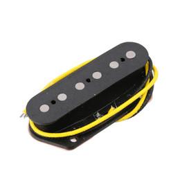 Wholesale Band Positioning - Alnico 5 Magnet Pickup Bridge Position for Tele Guitar Parts