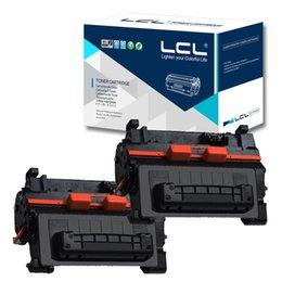 Wholesale Hp 364 Cartridges - LCL CC364A CC 364 A 364A 64A (2-Pack ) Compatible Laser Toner cartridge for HP LaserJet P4014N P4014DN P4015N P4015TN