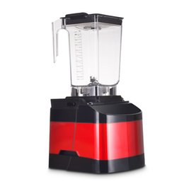 Wholesale Milk Shake Mix - 2018 year very hot sale,Hotel Milk Shake Store Equipment Commercial Blender Sound Proof Cover Soft Ice Cream Maker