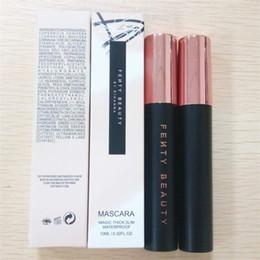 Wholesale Mascara Tools - Fenty Highlighter Beauty Mascara Maquiagem Foundation Mink Eyelashes Make Up Cosmetics Tool Kit With Retail Box Packing