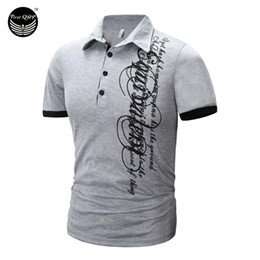 Wholesale Polo Men Dress Shirts - Brand 2016 Mens Polo Shirt Short-Sleeve Solid Poloshirt Men Polo Homme Slim Mens Clothing Camisas Camisa Polo Shirt XXXL