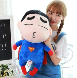Wholesale Cheap Collectible Toys - 4 styles 12 inch 30 cm super hero plush toys cartoon cartoon doll children's Christmas toys gifts cheap wholesale