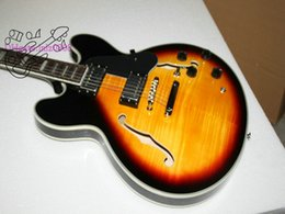 Wholesale Honey Burst Jazz Guitar - High Quality Custom Shop Honey Burst Jazz Guitars Wholesale From China HOT