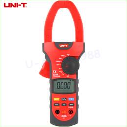 Wholesale Voltage Amp Tester - Wholesale-1pcs UNI-T UT209 Digital Multimeter AC DC Voltage Amp Ohm Hz Tester