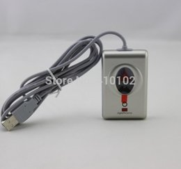 Wholesale Fingerprint Readers - Digital Persona Fingerprint Reader USB Biometric Fingerprint Scanner Sensor URU4000B