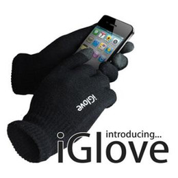 Wholesale Spring Gloves Women - 10 Colors Multi Purpose Unisex iGlove Capacitive Touch Screen Gloves For Unisex Warm Winter Gloves For iphone 2pcs pair CCA7322 1000pair