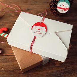 "Wholesale White Paper Envelopes - 20Pcs  Lot 19.5X 12.5X 4Cm  7.6X 4.9X 1.5""Kraft Paper  White Gift Boxes Envelope Styled Presentation Box For Wedding Invitation Cards"