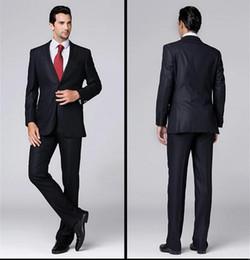 Wholesale Plus Size White Suite - Tuxedos Wedding Suits For Men Wedding Suits Groomsmen Suits Mens Suits Suit Mans Party Mens Wedding Suits node suite handsome