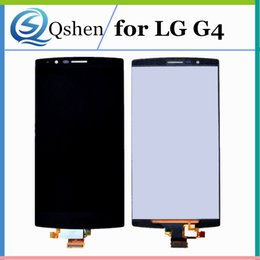 Wholesale Touch Screen G4 - For LG G4 LCD H810 H815 H811 VS980 Touch Screen Display Digitizer With Assembly Complete 100% Checked