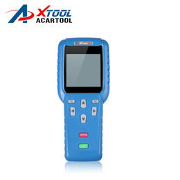 Wholesale Gm Airbag Code Reader - 2016 New xtool X200 key programmer X200s Scanner X200s Oil Reset Tool X-200 Airbag Reset Tool X200s OBD2 Code Reader Update Online by DHL