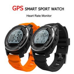 Wholesale Sports Car Meter Watch - GPS Sport Smart Watch Heart Rate Monitor S928 SmartBand Car Outdoor Smartwatch Height Race Speed Air Pressure Altimeter Fitness Wristwatch