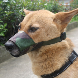 Wholesale Mouth Dogs - Pet Supplies Mouth Sets of Anti - Bite Anti - Nylon Nylon Mouth Sets of Small and Medium - Sized Dog Masks