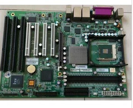 Wholesale Agp Pci - Industrial equipments boards MBATX-845E-G2A REV 3.1 ISA*3 PCI*4 AGP*1 Working Well