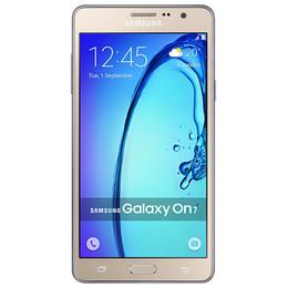 2019 галактика samsung отремонтирована Оригинальный Samsung Galaxy On7 G6000 Quad Core 1.5 GB / 16GB 5.5 дюймов 13MP Dual SIM 4G LTE отремонтированный разблокированный телефон скидка галактика samsung отремонтирована