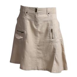Wholesale System Clothes - Midi Skirt 2016 Summer Women Clothing High Waist Pleated Beach Fluid Systems Skater Vintage Casual Knee Length Saia Petticoat