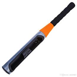 Wholesale Baseball Steering Lock - Universal Baseball Bat Anti-theft Car Steering Wheel Lock for Car Security Single Bayonet Fit for Universal Car Brands Baseball Bat Style +B
