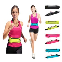 Wholesale Wholesales Run - Wholesale-For Samsung Galaxy J3 J5 LG G5 G3 V10 G4 Umi Touch Case Cover Waterproof Running Sport Waist Band Bag Outdoor Fitness Belt Pouch