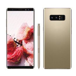 "Wholesale Qwerty Bar Phones - Note8 Quad Core MTK6580 1G RAM 8G ROM 6.3"" Andriod 6.0 8MP Camera 2300mAh Battery Fingerprint 3G WCDMA Unlocked Phone"