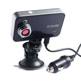 "Wholesale Sharp Ccd Car - 2.5 "" HD 1080P Car DVR Vehicle Dash Camera Video Recorder Tachograph G-sensor K6000"