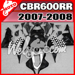 Wholesale Cbr Fairings For Sale - Top Sale Motorcycle Fairing Welmotocom Aftermarket Injection Mold Fairing For Honda CBR600RR CBR 600 RR 2007 2008 07 08 +5 Free Gifts