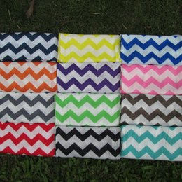 Wholesale Bridesmaid Scarves - Wholesale Blanks Chevron Scarves Jersey Scarf Soft Bridesmaid Gift for Women Girl with Free Shipping to US DOM103010