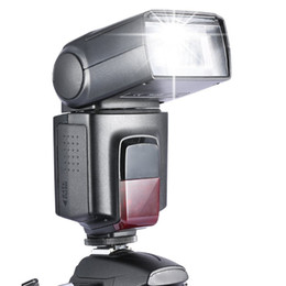 Wholesale Pentax Camera Flash - Universial TT560 Flash ThinkLite Electronic On-camera Speedlite with Soft Box for Nikon Canon Pentax Olympus Cameras