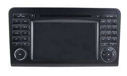 "Wholesale Wince Bluetooth - 8"" android 4.4.4 Wince 6.0 Car DVD GPS Radio for Benz W164 ML300 ML350 ML450 ML500 2005-2012"