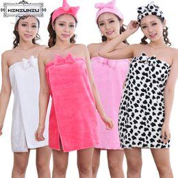 Wholesale Cute Pajamas Dress - Wholesale- Dressing Gowns for Women Onesie Pyjamas Cute Bathrobe Nightgown Female Pajamas Girls Pijama Animal Indoor Clothing Free Topknot