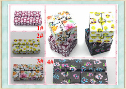 Wholesale Free Magic Squares - 4 color infinite magic square decompression toys finger infinite box decompression flip magic toys DHL or SF EXPRESS Free shipping