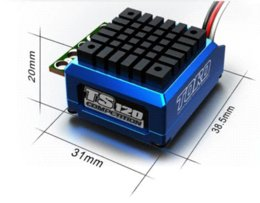 Wholesale Scale Rc Trucks - SKYRC Toro TS 120A Sensor Speed Controller ESC Support Bluetooth module for 1 10th Scale rc car truck buggy free ship Rc gift