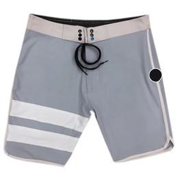 Wholesale Men S Surf Shorts - NEW 4Way Stretch Boardshorts Mens Spandex Swim Trunks Fashion Surf Pants Board Shorts Male Plus Size Beachwear Bermudas Shorts Casual Shorts
